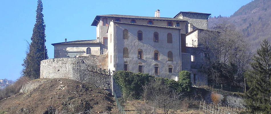 Castello Masegra, Sondrio