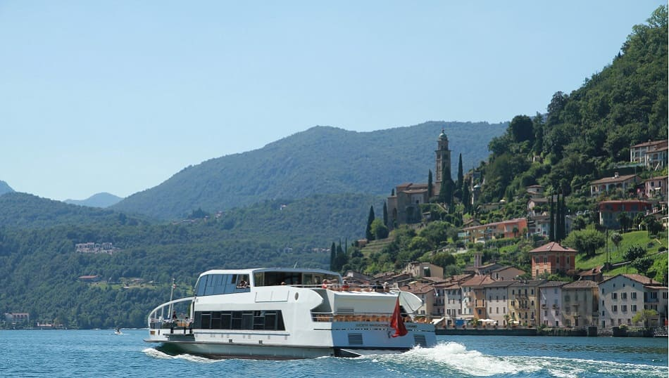 Trip out of town Pearls of Lake Lugano